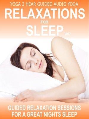 cover image of Relaxations for Sleep