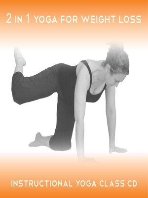 cover image of 2 in 1 Yoga for Weight Loss