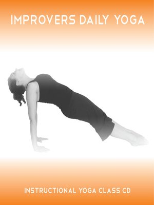 cover image of Improvers Daily Yoga