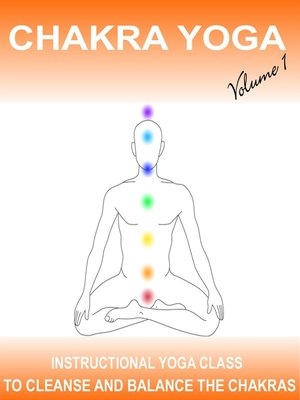 cover image of Chakra Yoga Vol 1