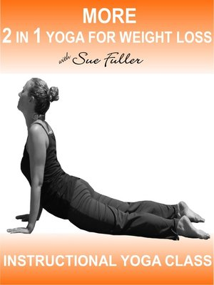 cover image of More 2 in 1 Yoga for Weight Loss