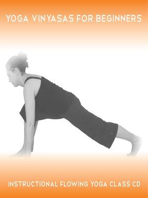 cover image of Yoga Vinyasas for Beginners