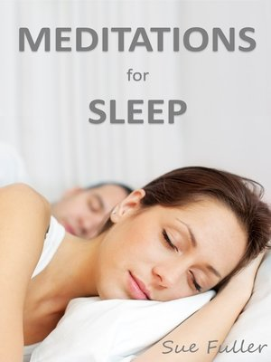 cover image of Meditations for Sleep