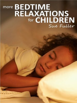cover image of More Bedtime Relaxations for Children
