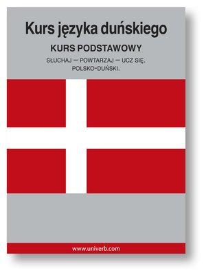 cover image of Kurs języka duńskiego
