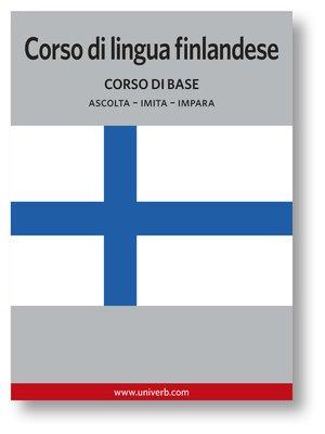 cover image of Corso di lingua finlandese