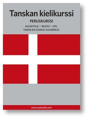 cover image of Tanskan kielikurssi