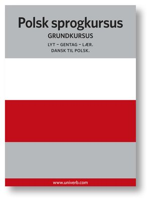 cover image of Polsk sprogkursus