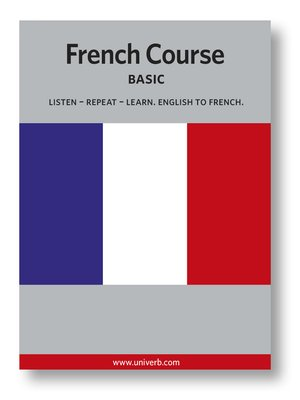 cover image of French Course