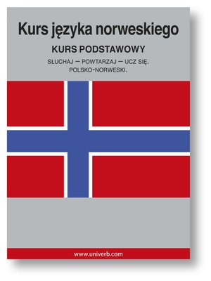 cover image of Kurs języka norweskiego
