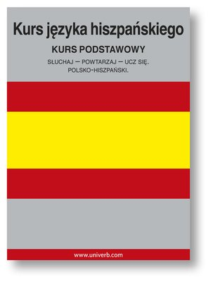 cover image of Kurs języka hiszpańskiego