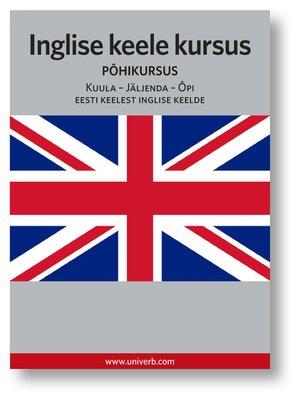 cover image of Inglise keele kursus