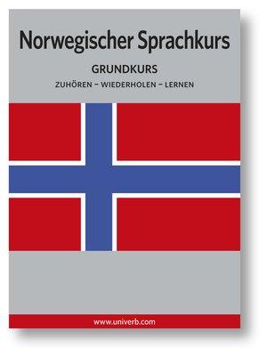 cover image of Norwegischer Sprachkurs