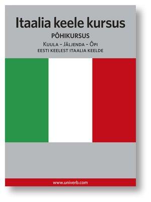 cover image of Itaalia keele kursus