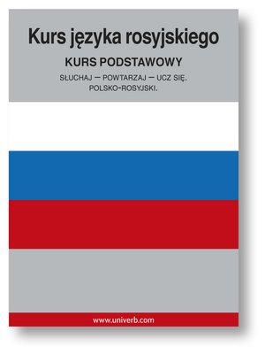 cover image of Kurs języka rosyjskiego