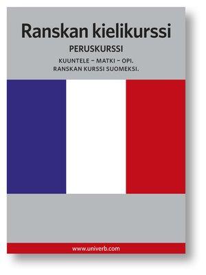 cover image of Ranskan kielikurssi