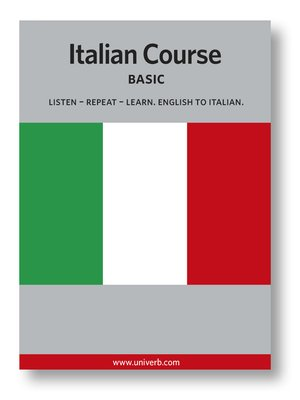 cover image of Italian Course