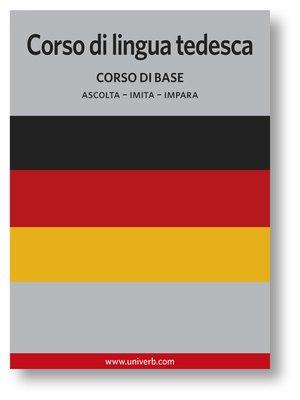 cover image of Corso di lingua tedesca