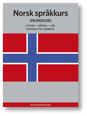 cover image of Norsk Språkkurs