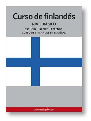 cover image of Curso de finlandés