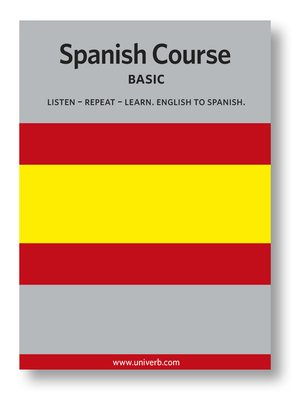 cover image of Spanish Course