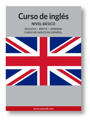 cover image of Curso de inglés