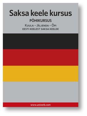cover image of Saksa keele kursus