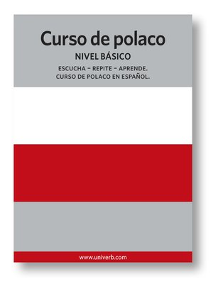 cover image of Curso de polaco