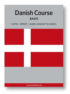 cover image of Danish Course