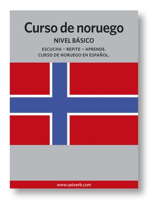 cover image of Curso de noruego