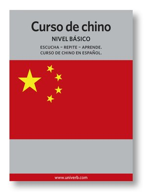cover image of Curso de chino