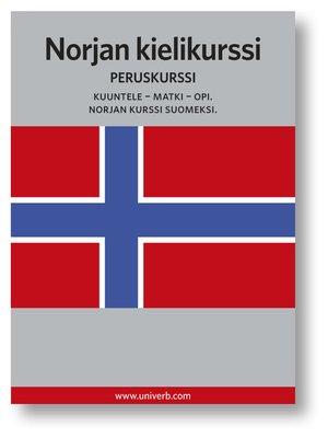 cover image of Norjan kielikurssi