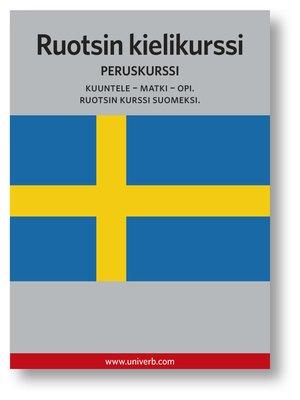 cover image of Ruotsin kielikurssi
