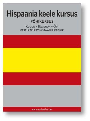 cover image of Hispaania keele kursus