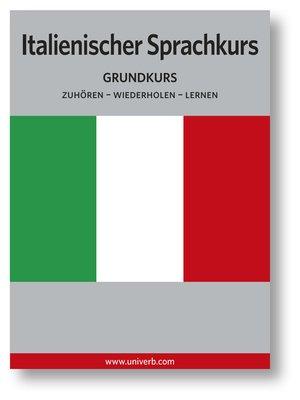 cover image of Italienischer Sprachkurs