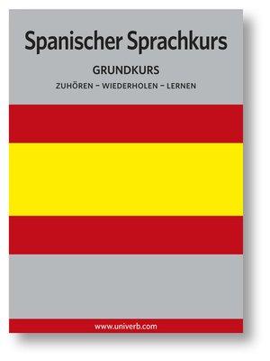 cover image of Spanischer Sprachkurs