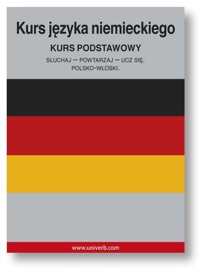 cover image of Kurs języka niemieckiego