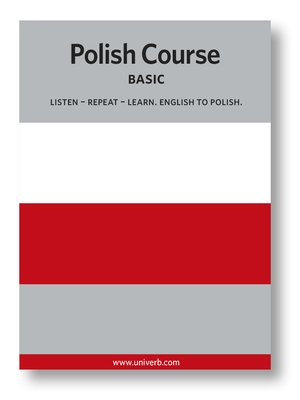 cover image of Polish Course