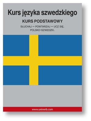 cover image of Kurs języka szwedzkiego