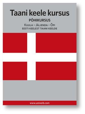 cover image of Taani keele kursus