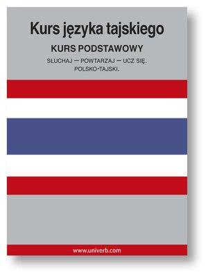 cover image of Kurs języka tajskiego