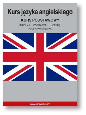 cover image of Kurs języka angielskiego