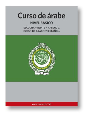 cover image of Curso de árabe