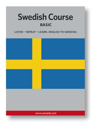 cover image of Swedish Course