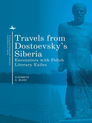 cover image of Travels from Dostoevsky's Siberia