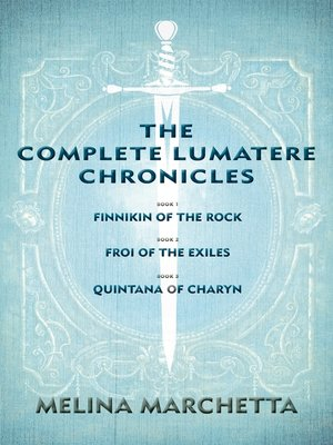cover image of The Complete Lumatere Chronicles