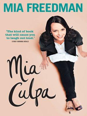 cover image of Mia Culpa