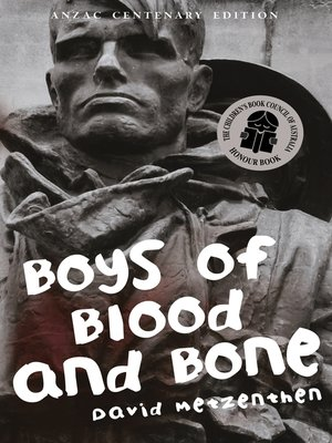 cover image of Boys of Blood and Bone
