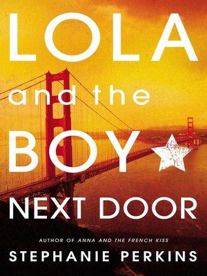cover image of Lola & the Boy Next Door