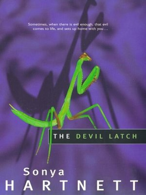 cover image of The Devil Latch